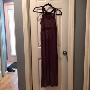 Athleta cotton dress